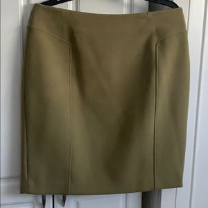 Halogen pencil skirt, size 12 petitte